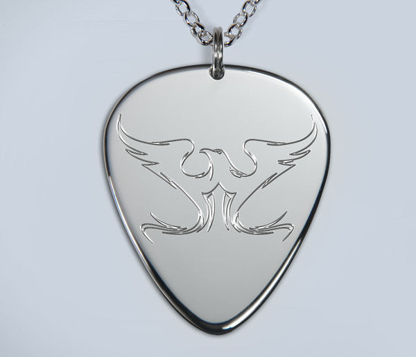 Have your own image engraved - Pendant