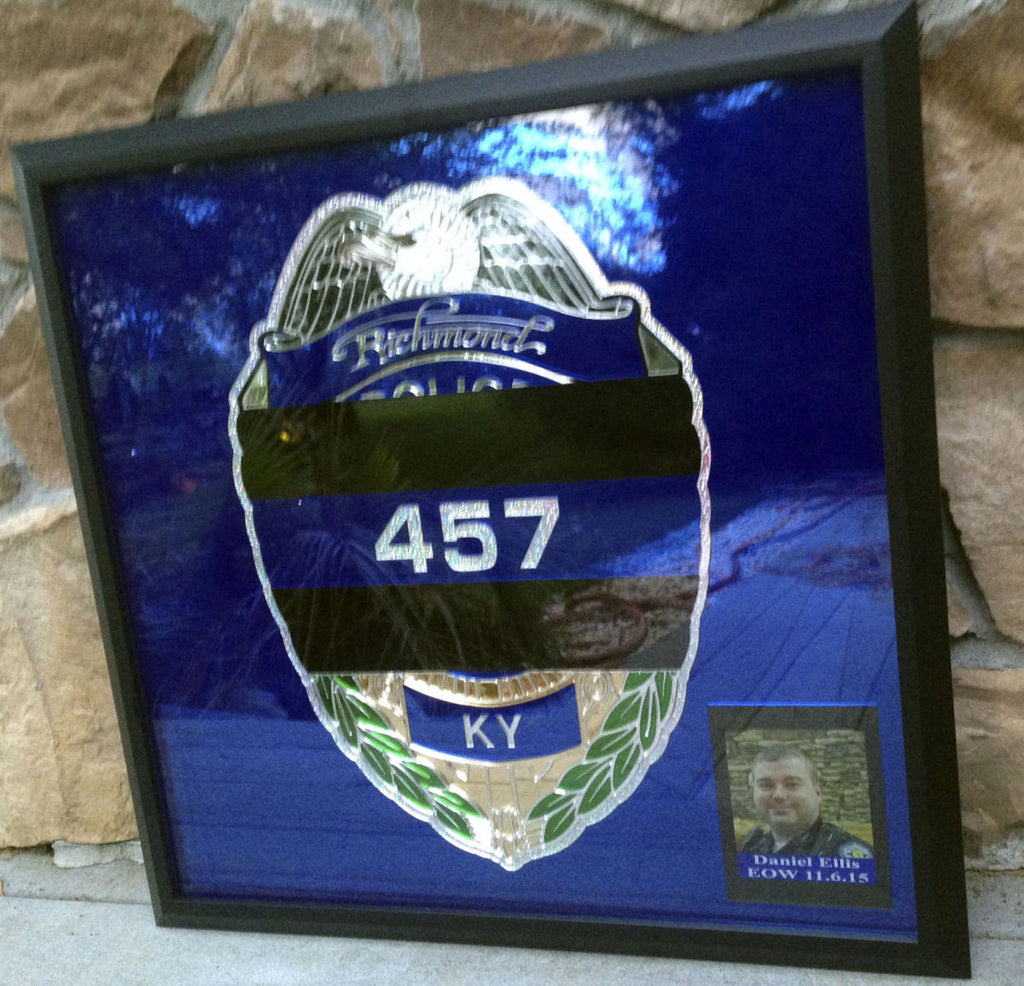 Honoring a Fallen Officer