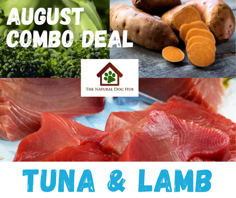 August COMBO DEAL - Tuna & Lamb