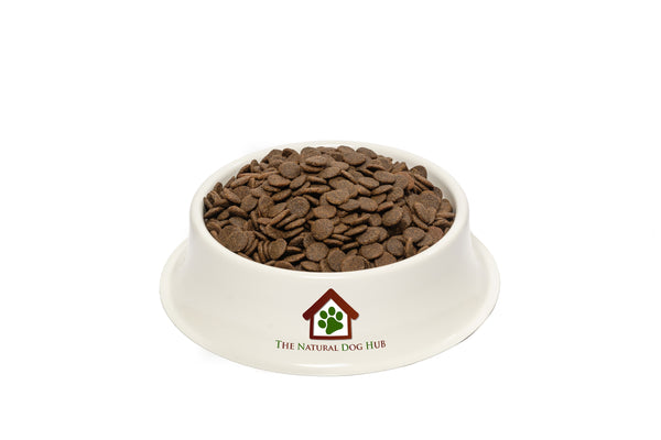 THE NATURAL DOG HUB-Grain Free ADULT Beef, Sweet Potato & Cartot- 15kg-bulk buy-save-natural-dog food
