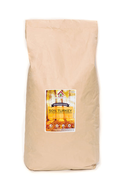 Grain Free- ADULT Turkey, Sweet Potato & Cranberry-Complete Food 15kg-Complete Food-natural-bulk buy-deal dog food