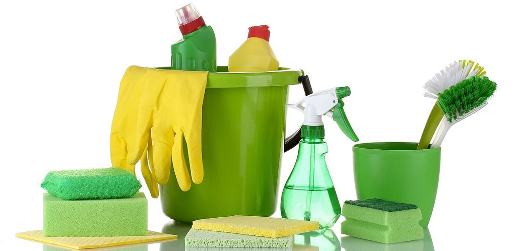"""Not so Simple"" Green Cleaners?"