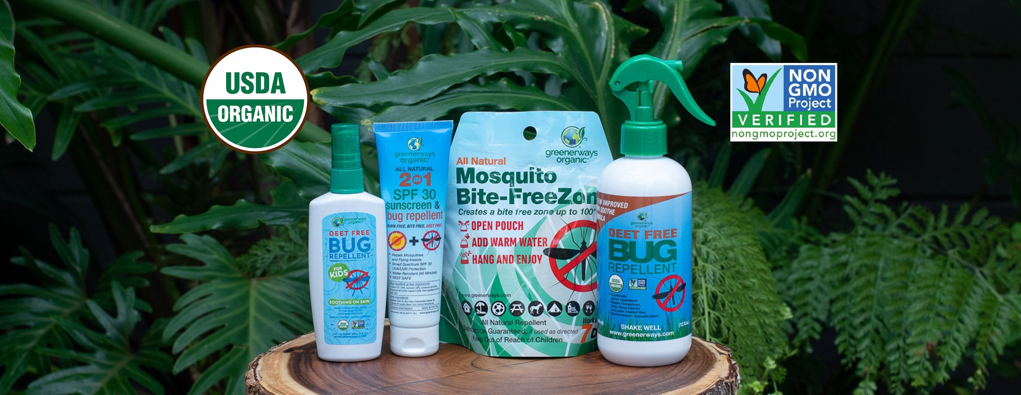 Enjoy the Outdoors Bug-Free!