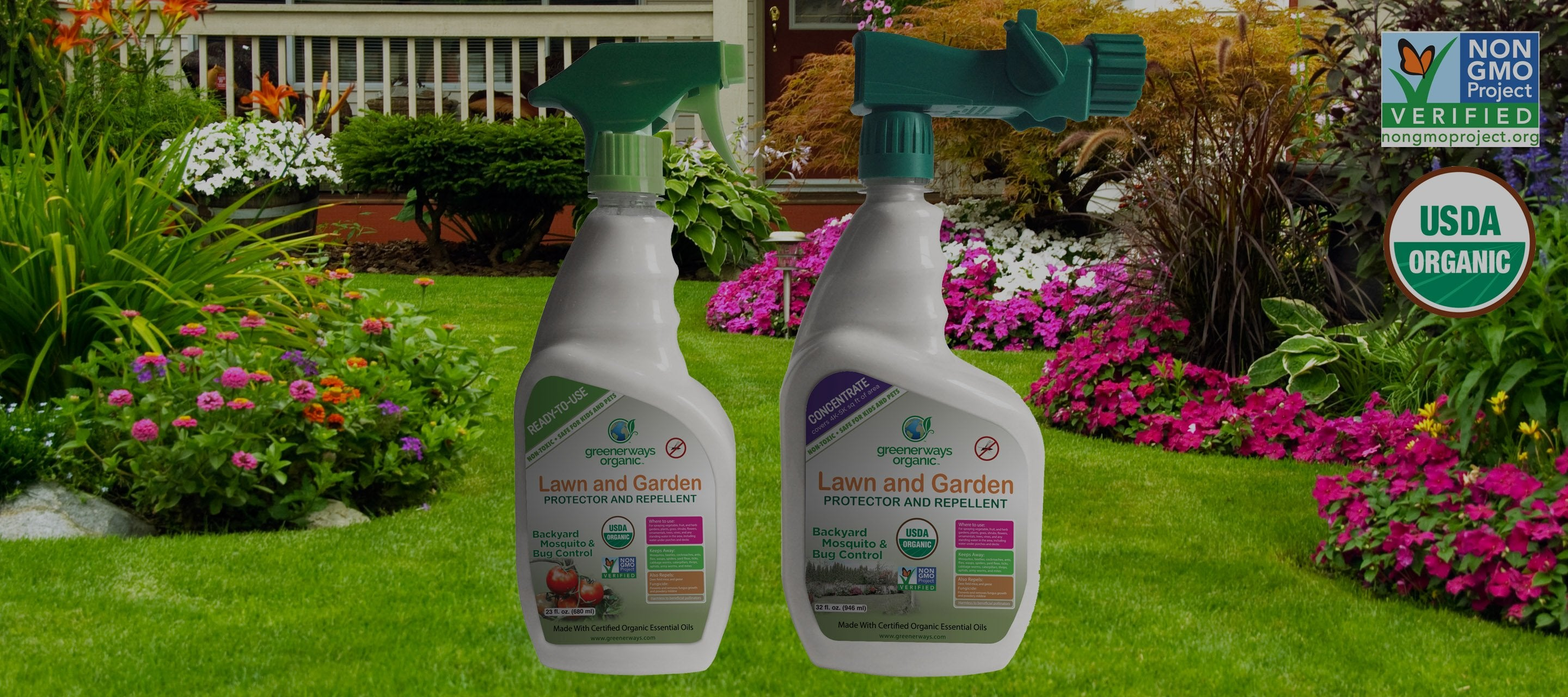 Protect your Lawn the Natural way
