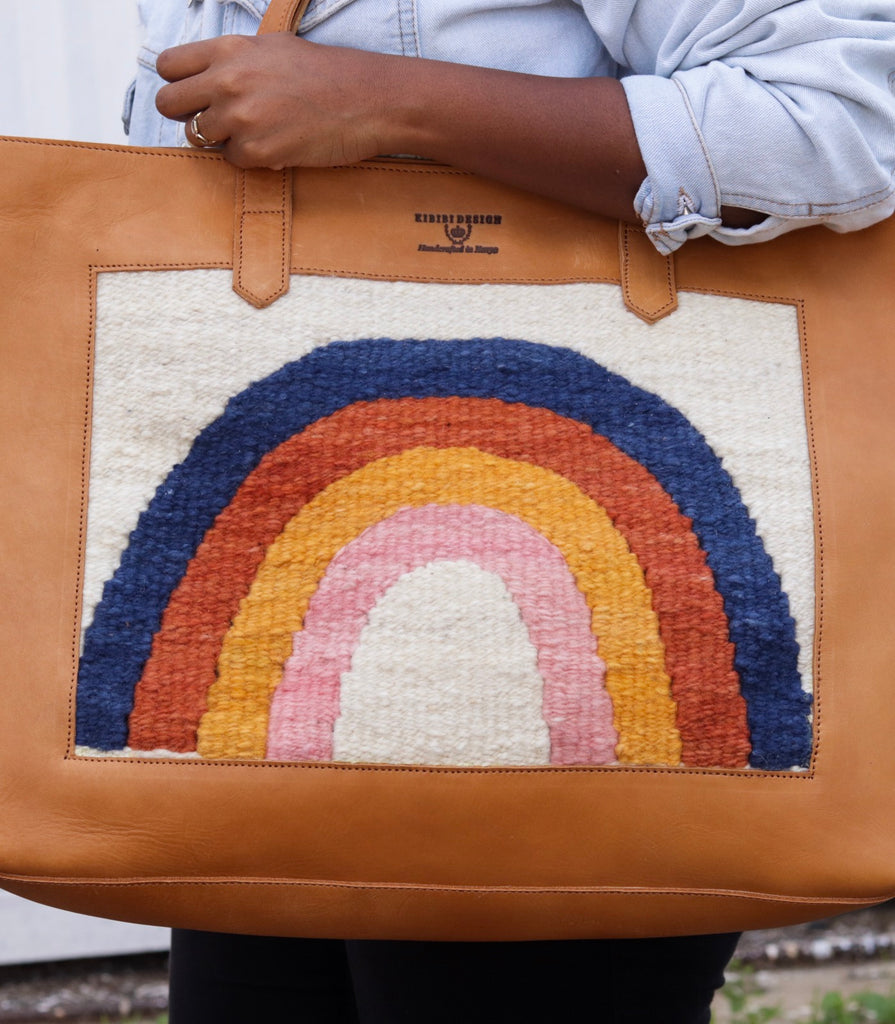 Hope Rainbow Pendo Bag