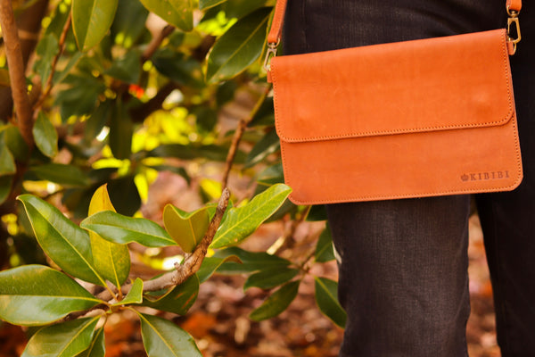 Kata Bag Chestnut