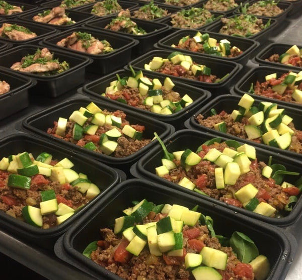 Keto Lunches & Dinners (10 Meals)