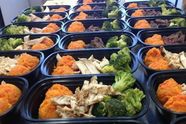 Athletic Portion Paleo Dinners (5 Meals)