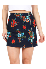 Load image into Gallery viewer, Playful Mini Pencil Skirt