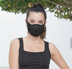 Load image into Gallery viewer, Unisex Reusable Protective Fabric Face Mask Anti Dust Washable and Breathable Outdoor Protective Mask - Made in USA
