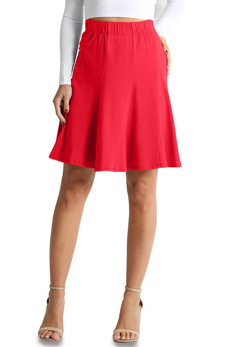 Call It Casual Comfort Skirt