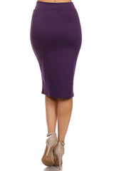 Load image into Gallery viewer, Hold It Tight Office Pencil Skirt