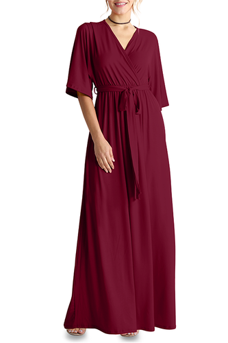 Flow Along Maxi Dress