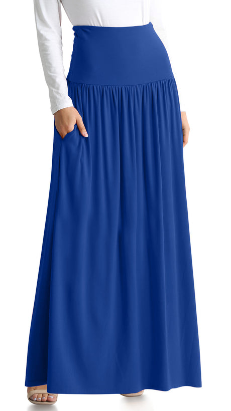 Bring on the Breeze Maxi Skirt