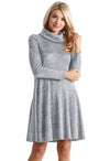 ALL AT ONCE COMFORT AND STYLE DRESS
