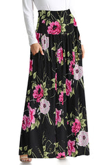 Load image into Gallery viewer, Bring on the Breeze Maxi Skirt