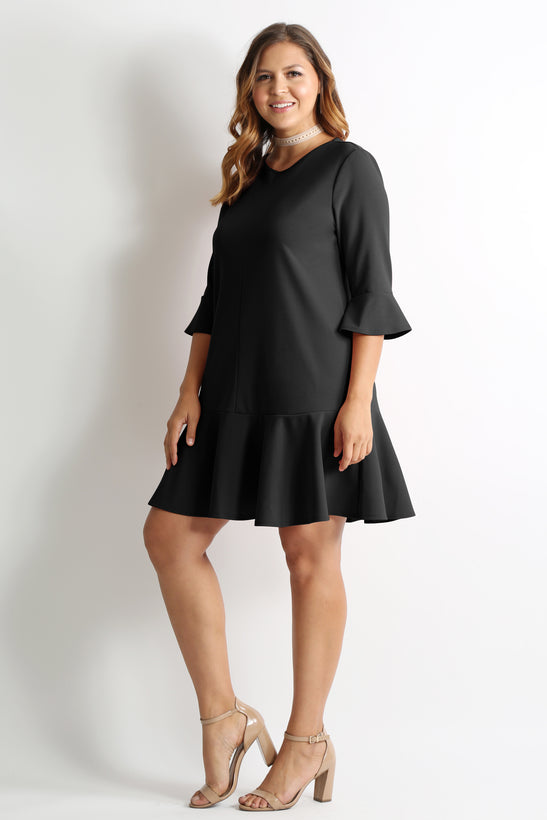 Face the Trends Shift Dress