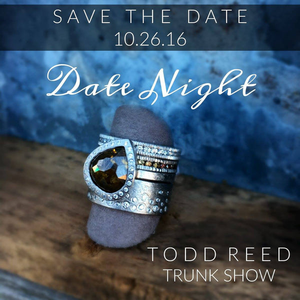 2nd Annual Date Night with Todd Reed