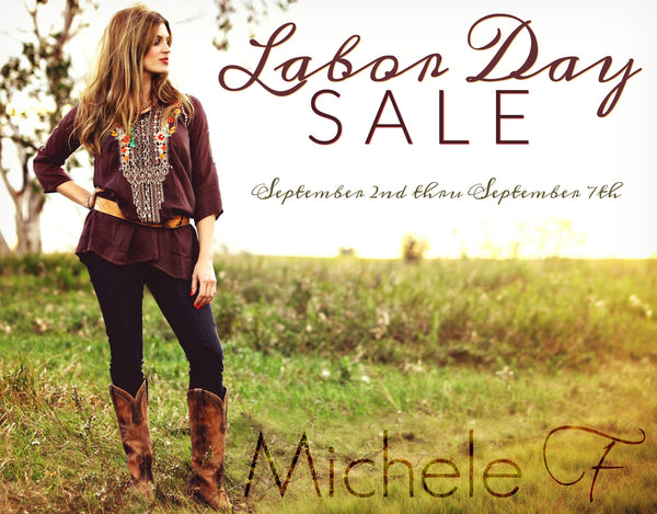 Labor Day Sale 2016