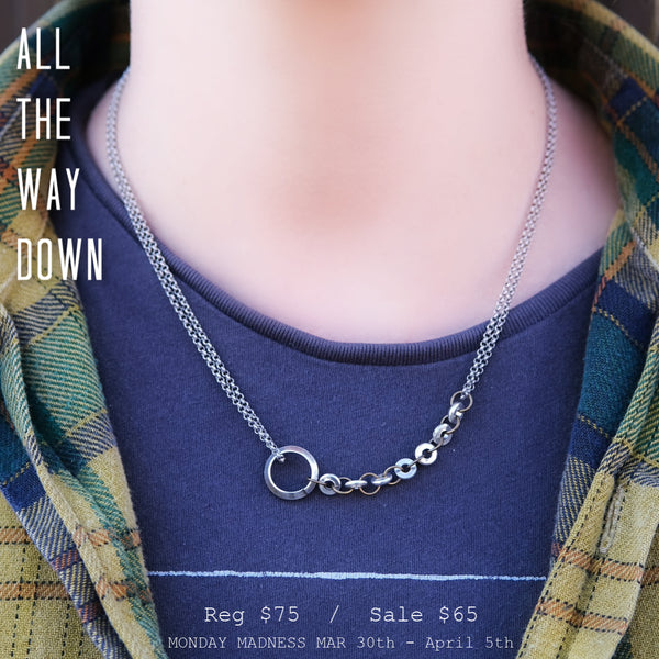 Monday Madness: All The Way Down Necklace