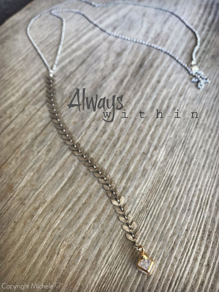 Monday Madness: Always Within Necklace