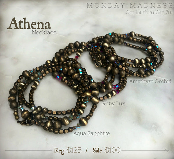 Monday Madness: Athena Necklace