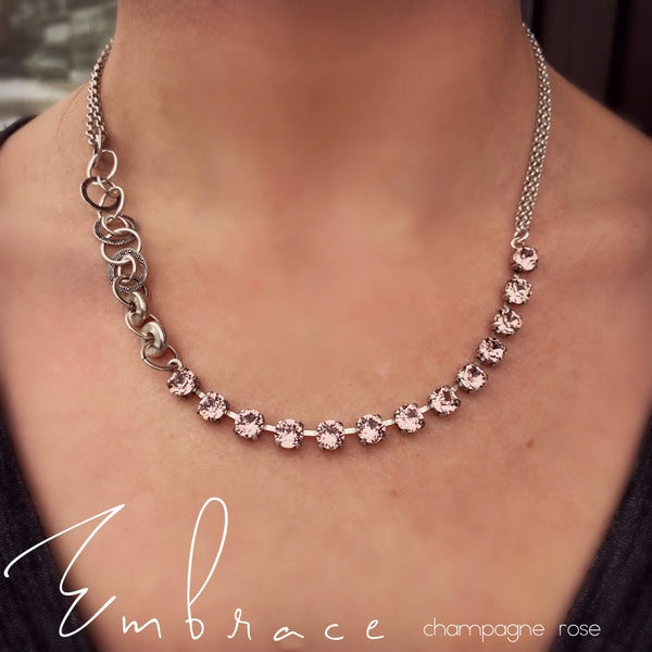 Monday Madness: Embrace Necklace