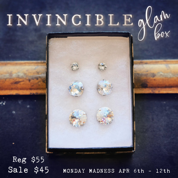 Monday Madness: The Invincible Glam Box