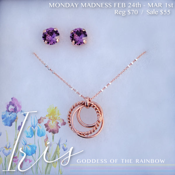 Monday Madness: Iris Goddess Set