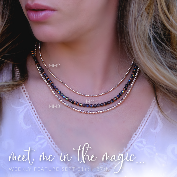 Weekly Feature: Meet Me in the Magic Collection