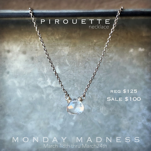 Michele F + Monday Madness + Clear Quartz + Downtown Minot