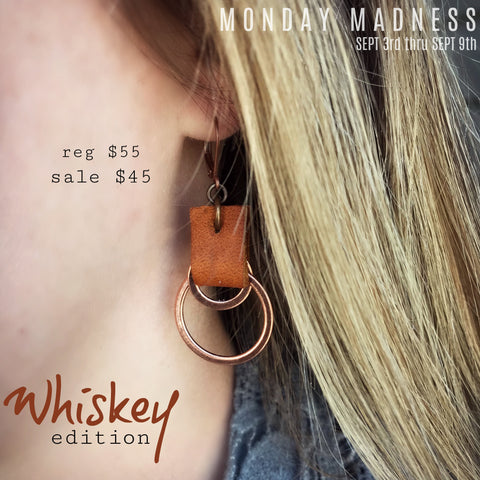 Michele F + Monday Madness + Whiskey Edition