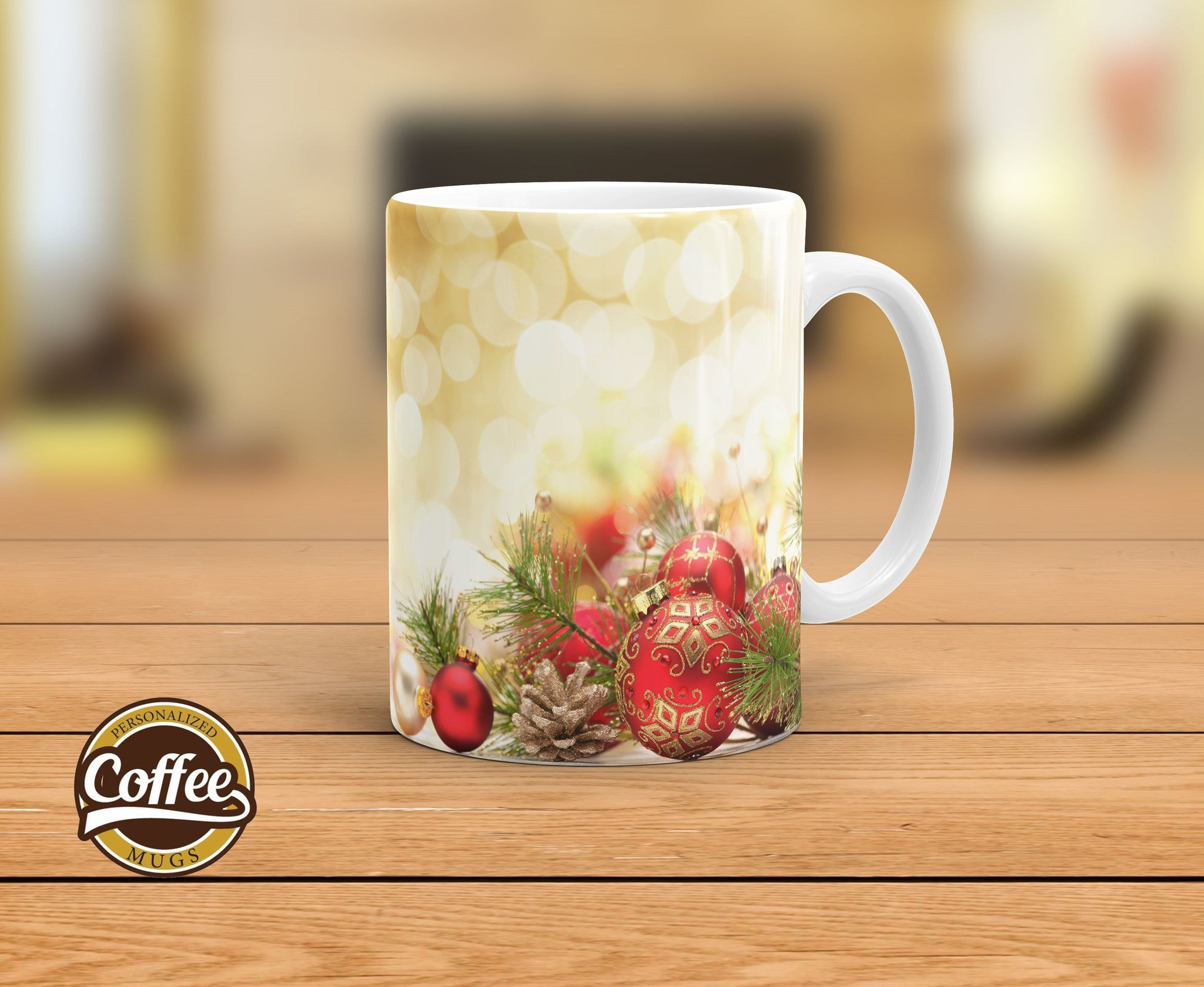 Custom Coffee Mug - Christmas Mugs 12