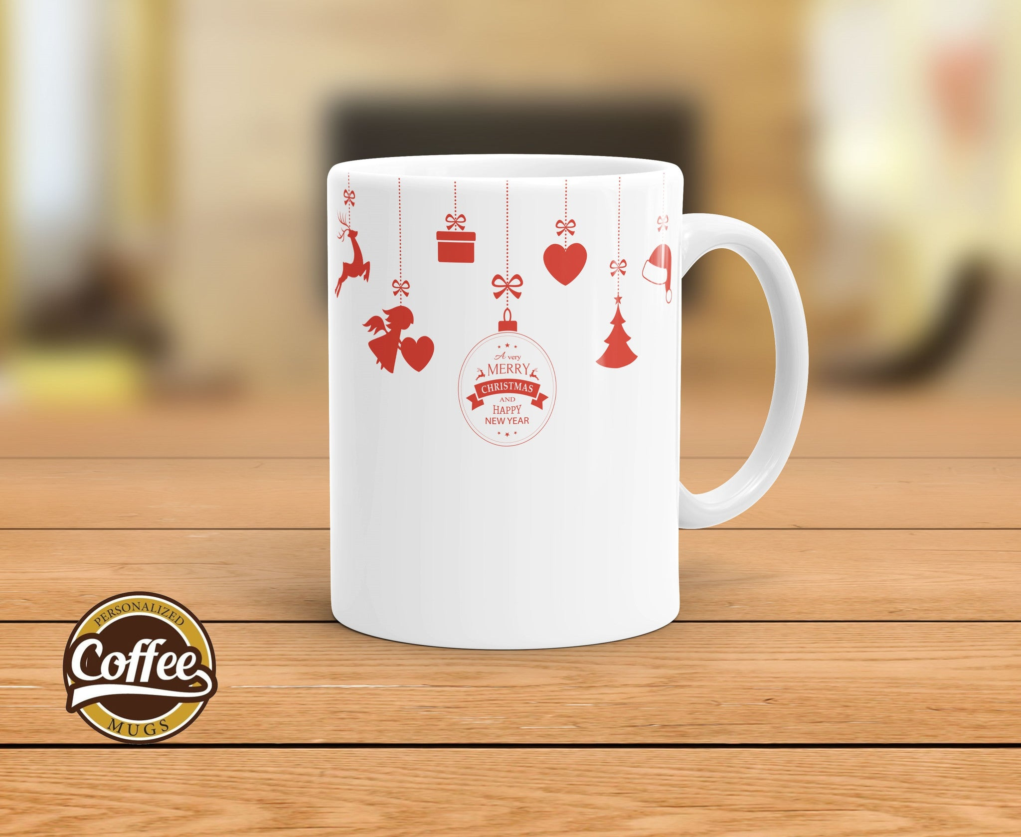 Christmas custom mugs toronto