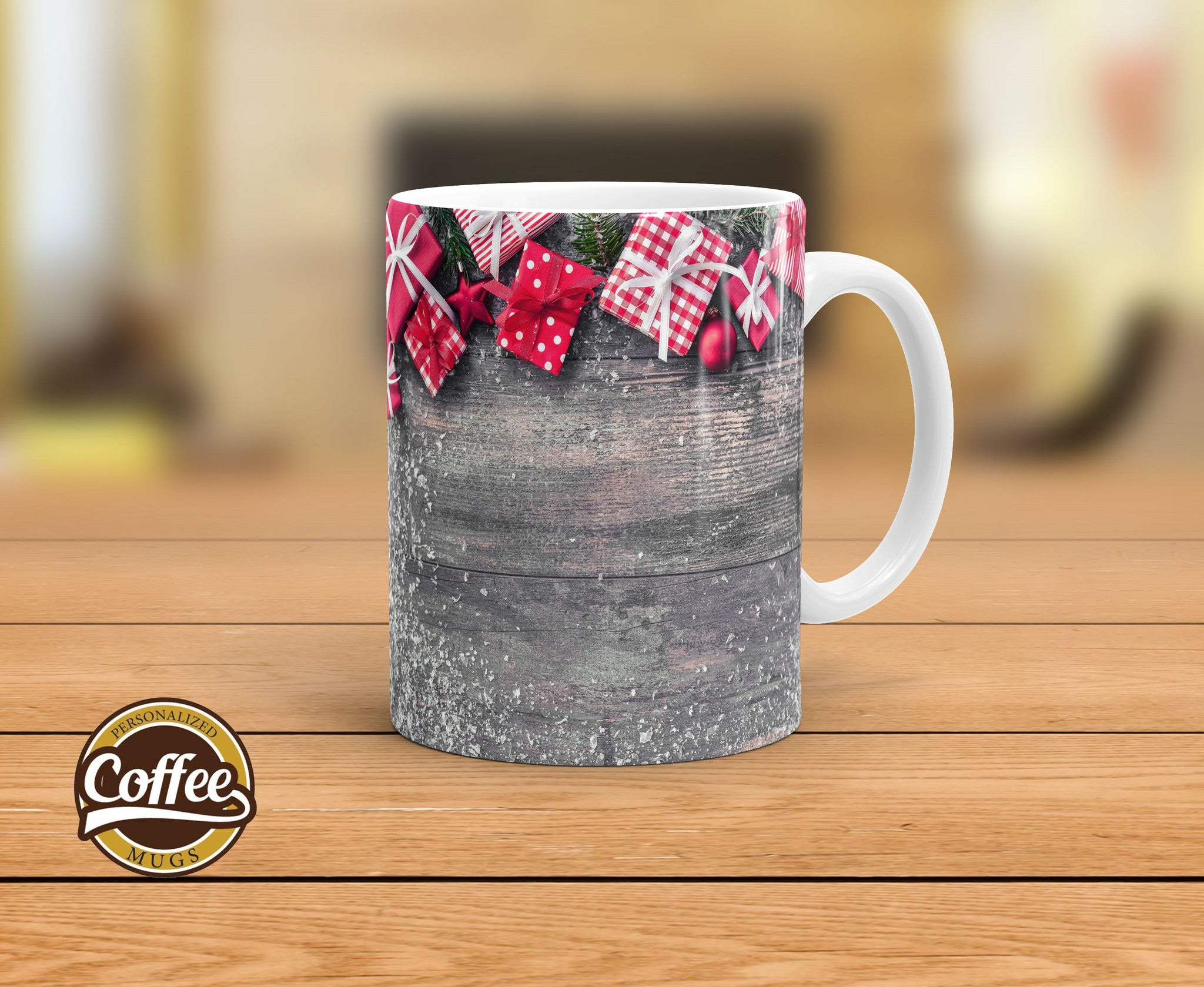 Custom Coffee Mug - Christmas Mugs 25