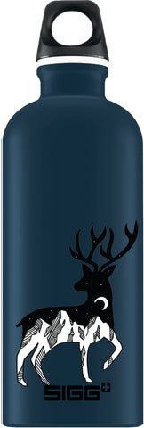 Ramble On Starry Night Deer Limited Edition - 0.6L Dark Touch Classic traveller