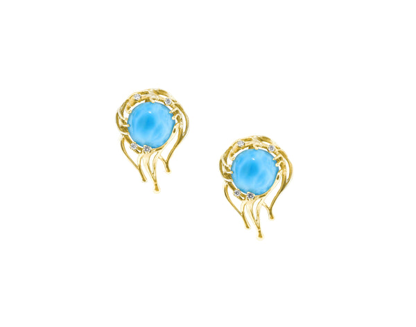 Caribbean Embrace Collection Earring