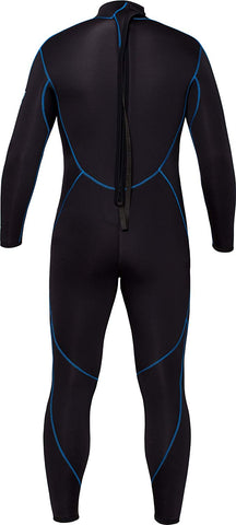 Bare 7mm Sport S-Flex Mens Wetsuit, Bare - New England Dive