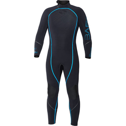Bare 3mm Reactive Full Wetsuit, Bare - New England Dive