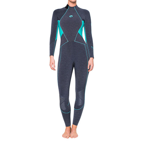 Bare 3mm Evoke Women's Wetsuit, Bare - New England Dive