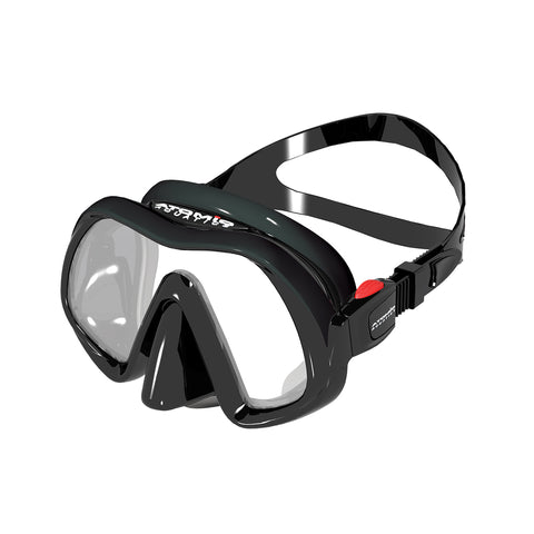 Atomic Venom Frameless Mask, Black, Atomic - New England Dive