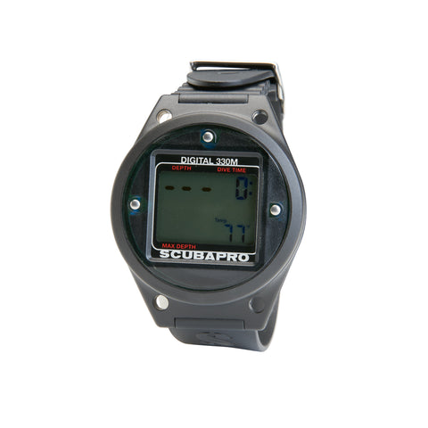 Scubapro Digital Depth Gauge 330 m Wrist - Imperial