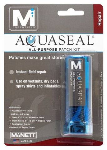 McNett ME AQUASEAL ALL-PURPOSE PATCH KIT, GearAid - New England Dive