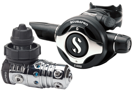 Scubapro MK25 EVO S600 Regulator