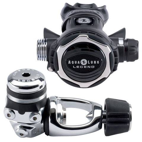 Aqua Lung Legend LX Regulator, Aqua Lung - New England Dive