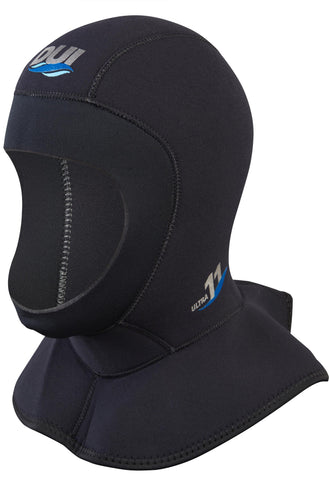 DUI Ultra 11MM Hood With Warm Neck Collar