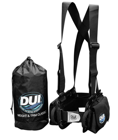 DUI Classic Weight and Trim II Harness, DUI - New England Dive