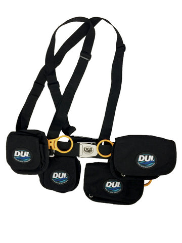 DUI Conner Weight and Trim III Harness, DUI - New England Dive