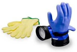 DUI Dry HD Zip Glove with liners