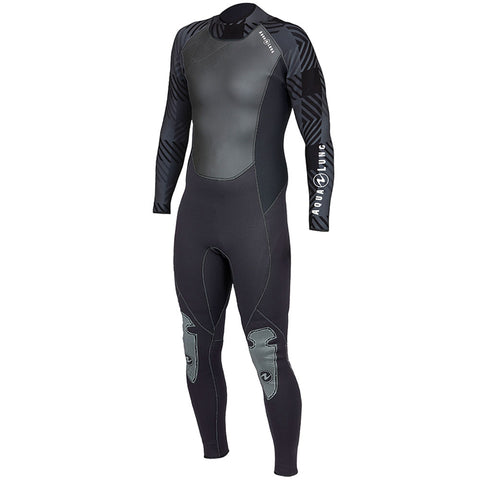 Aqua Lung 1mm Black Silver Jumpsuit, Aqua Lung - New England Dive